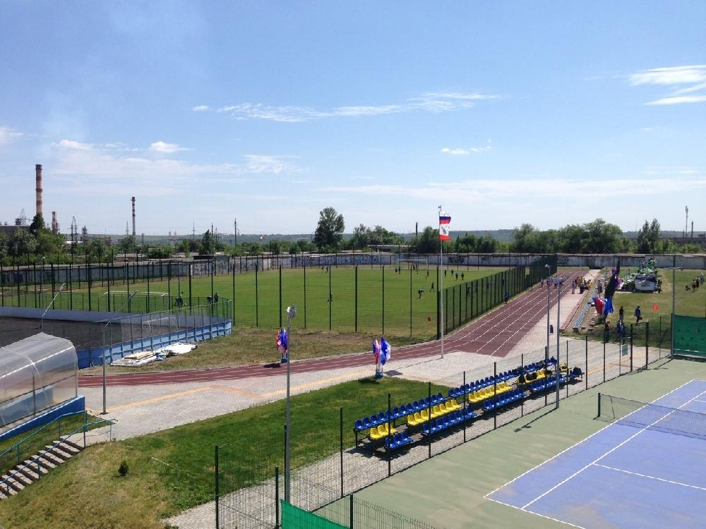 Спортивный комплекс Заря