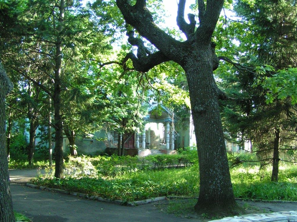 Падовский приусадебный парк