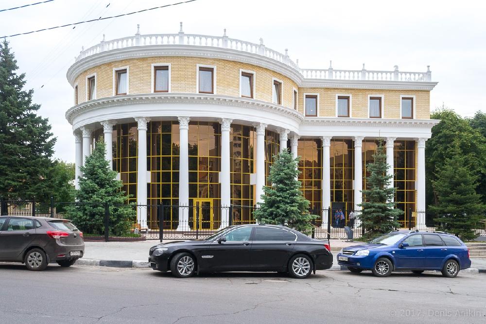 Шахматный дворец