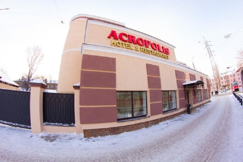 Гостиничный комплекс «Акрополис»