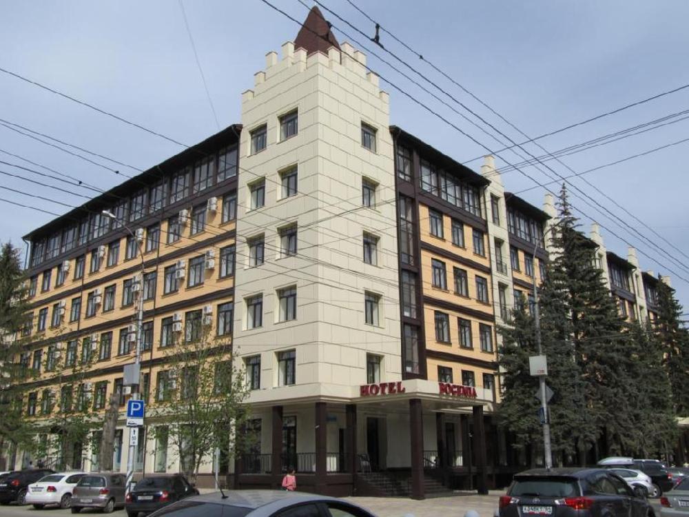 """Гостиничный комплекс """"Богемия"""" на Вавилова"""""""
