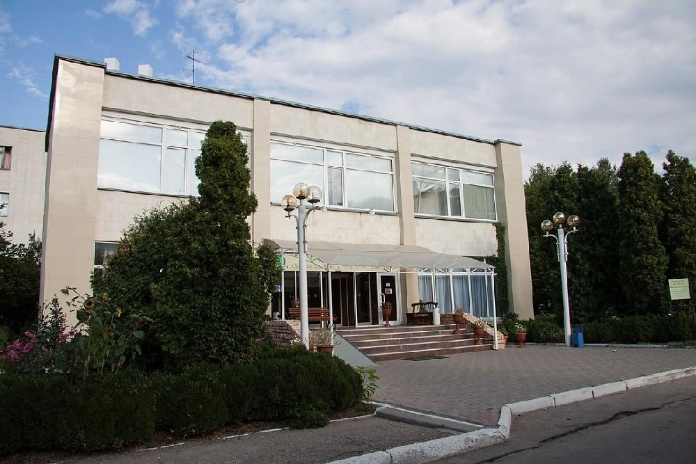 Гостинично-оздоровительный комплекс «Сокол»