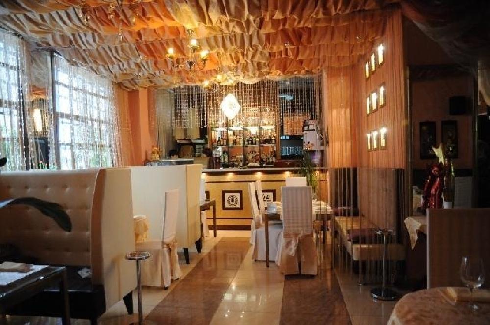 Ресторан Азиатский стиль