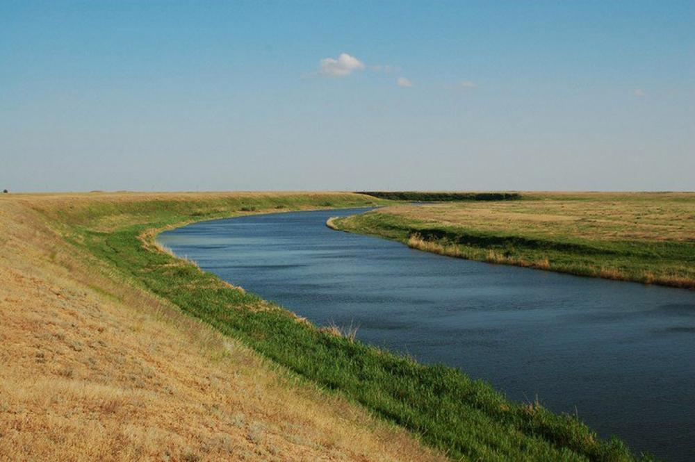 Река Малы Узень