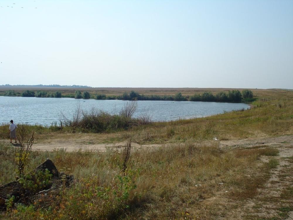 Зосимовский пруд