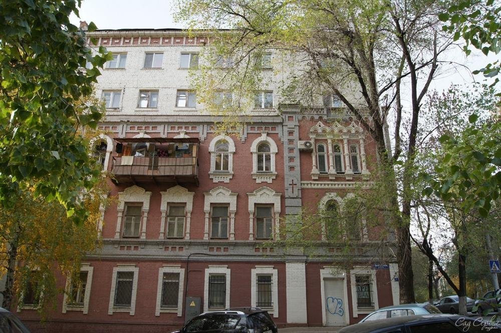 Серафимовский вдовий дом