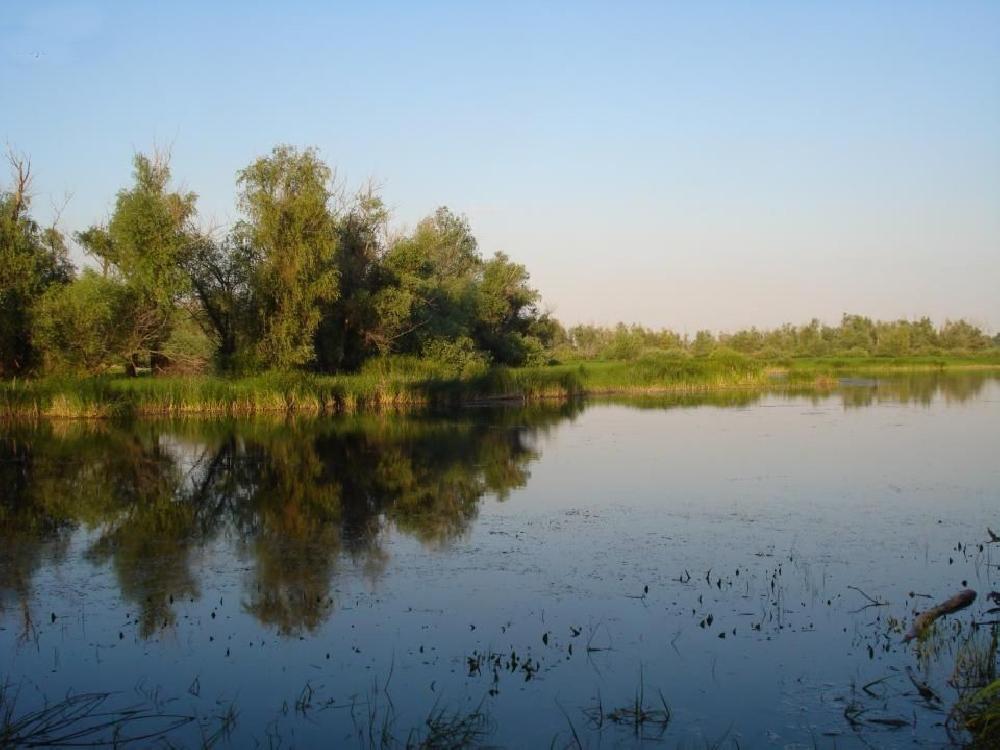 Озеро Обермоунджи