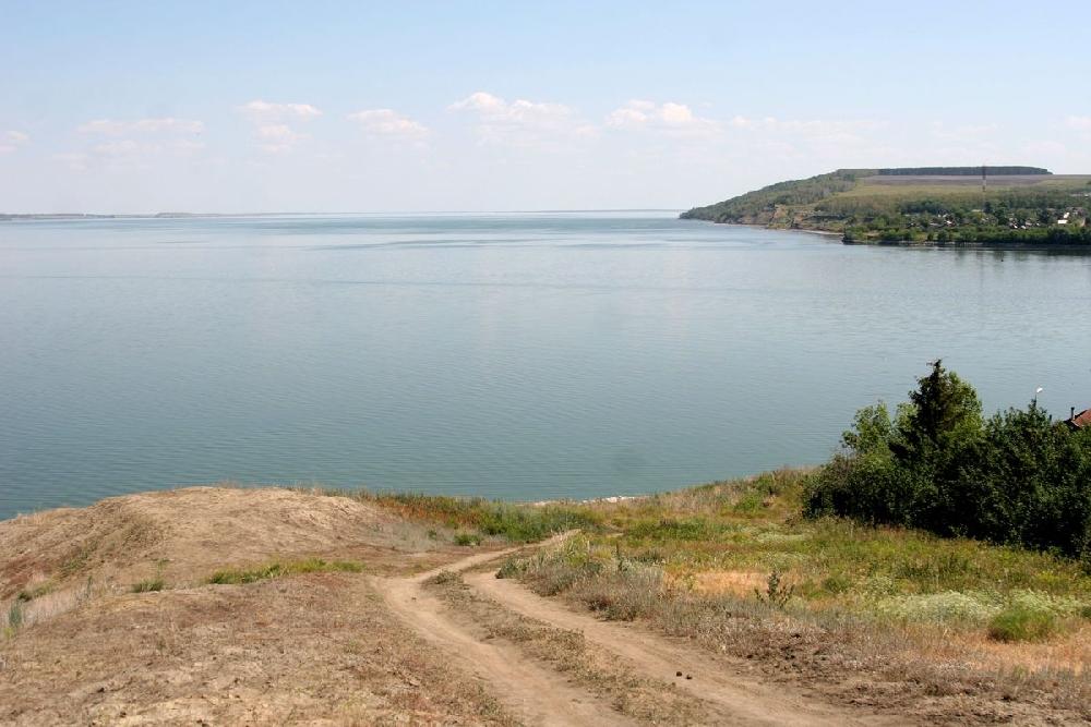 Пенсионерское озеро