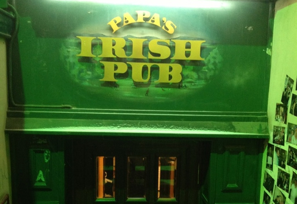 "Пивной бар ""Irish Papa's Pub"""