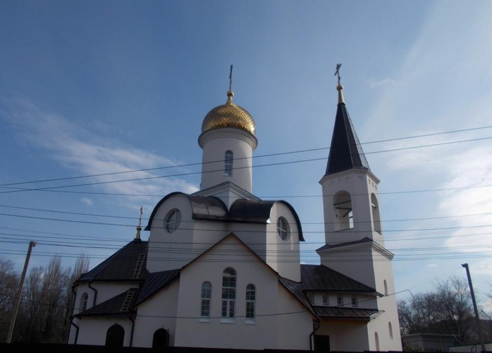 """Церковь иконы Божией Матери """"Всех скорбящих Радость"""""""