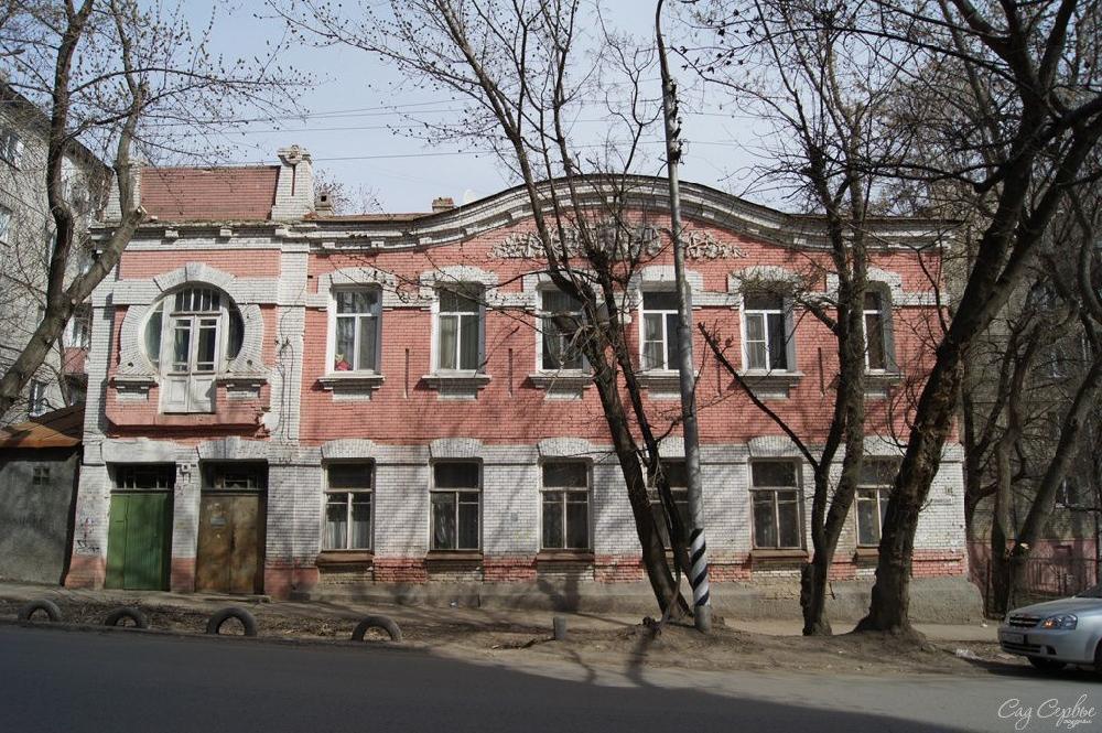 Дом Ю.Н. Терликова