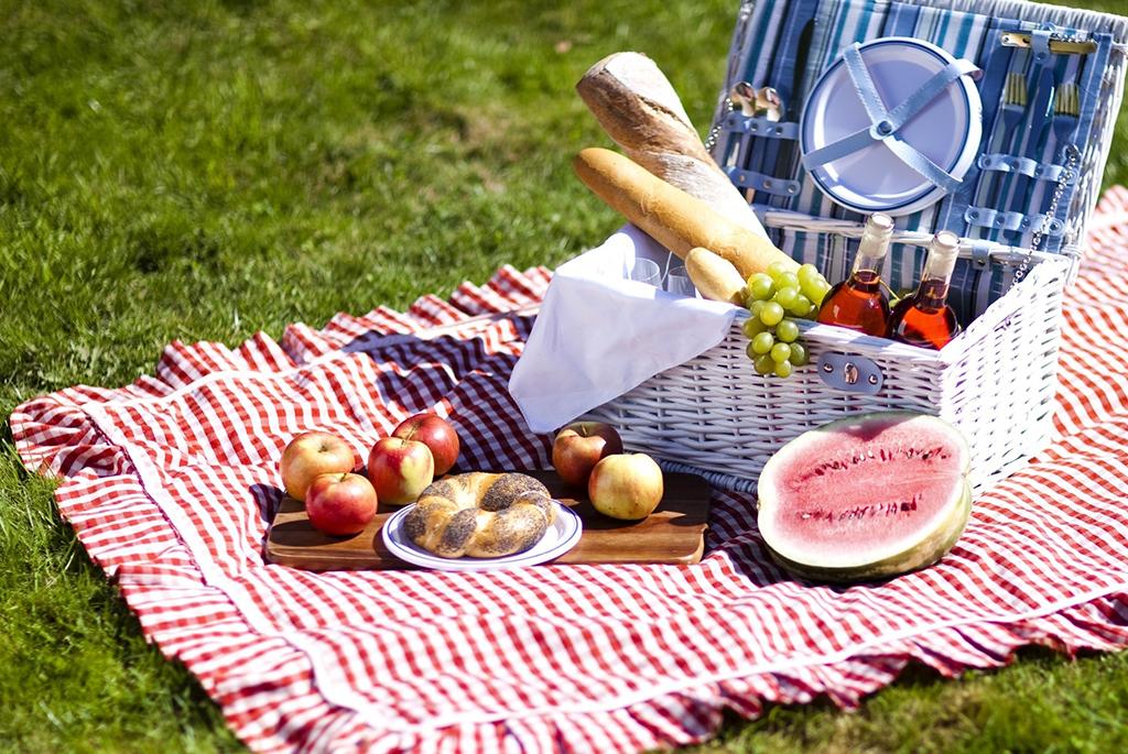Места для пикника