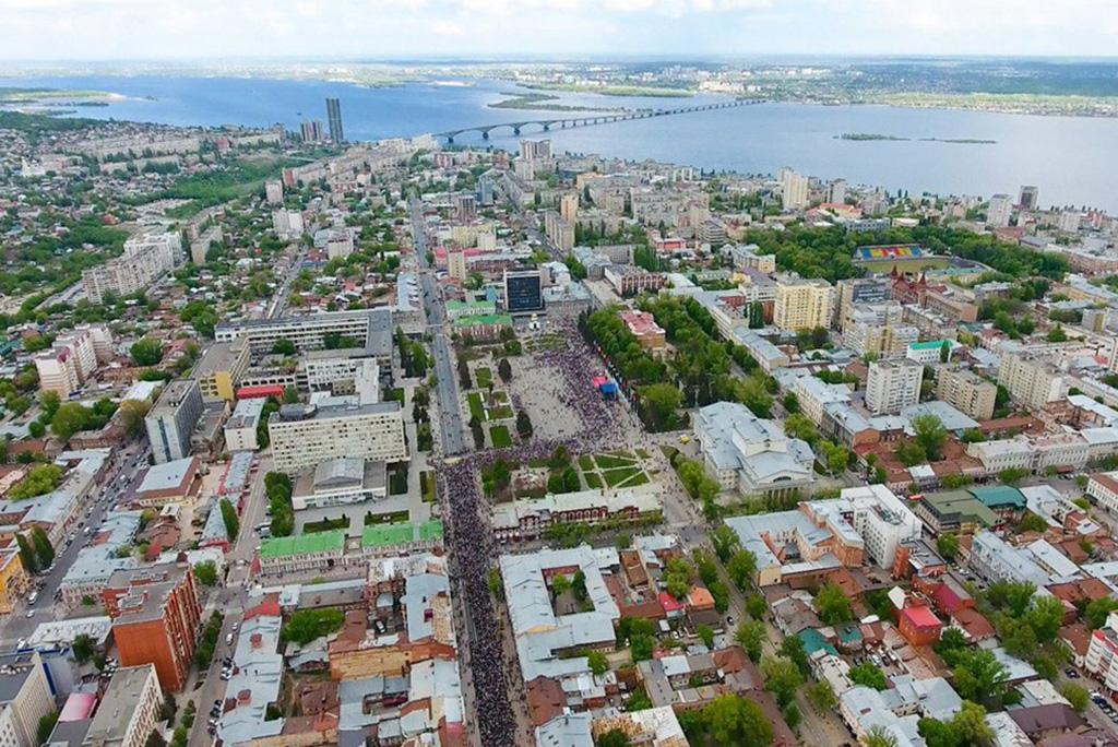 Путеводители по Саратовской области