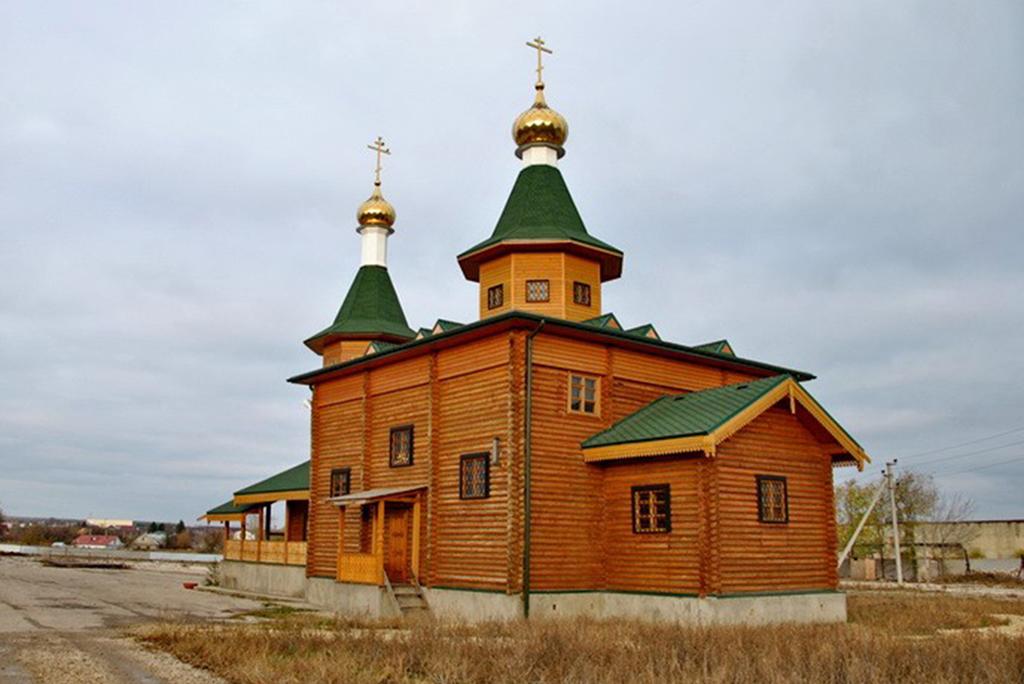 Святые места и церкви