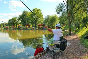 Рыболовные базы и клубы