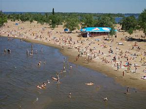 Пляжи и открытые бассейны