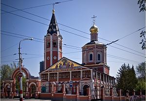 Церкви и храмы Саратова