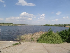 Водохранилище Мечетка