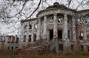 Усадьба князей Голицыных-Прозоровских «Зубриловка»