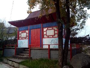 Корейский двор «Сад камней»
