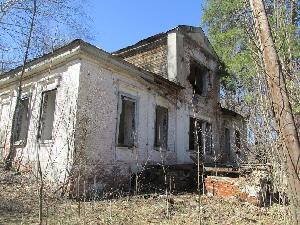Усадьба историка-краеведа А. Н. Миниха