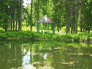 Марфинский приусадебный парк