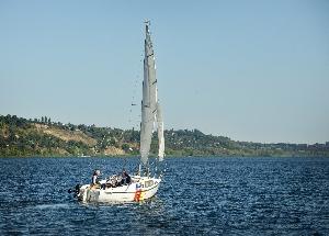 Парусная яхта Веста
