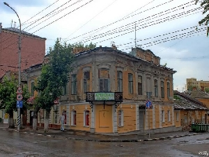 Дом А. Н. Пасхаловой и Д. Л. Мордовцева