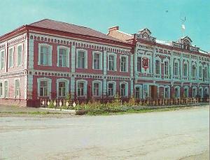 Дом графа Воронцова