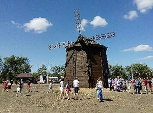 Фестиваль «Питерская мельница»