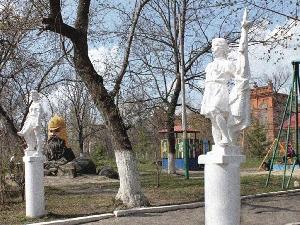 Артефакты Аткарского парка-музея