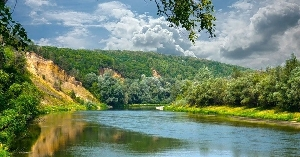 Водоемы Саратовской области - Реки и ручьи