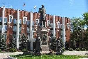 Памятник Петру Столыпину