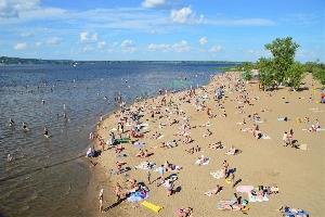 Лучшие пляжи Саратова и Саратовской области