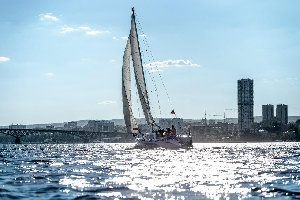 Аренда катеров и яхт на Волге в Саратове