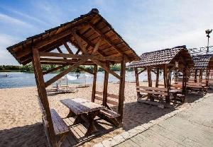 Снять беседку с мангалом для пикника в Саратове