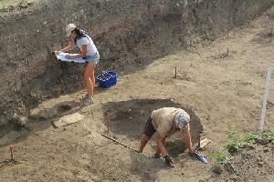 Раскопки, городища, курганы и местонахождения Саратовской области