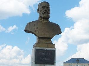 Бюст П.А. Столыпина