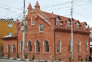 Здание колбасной фабрики Кизнер и Глок