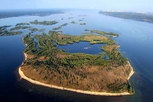 Остров Березняковский (Березенский)
