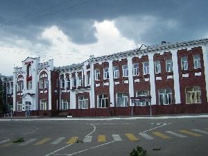 Железнодорожный вокзал Аткарска