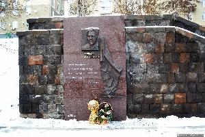 Памятник Н. Е. Палькину