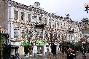 Доходный дом П. Г. Бестужева