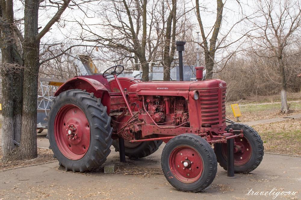 Трактор МТЗ-5