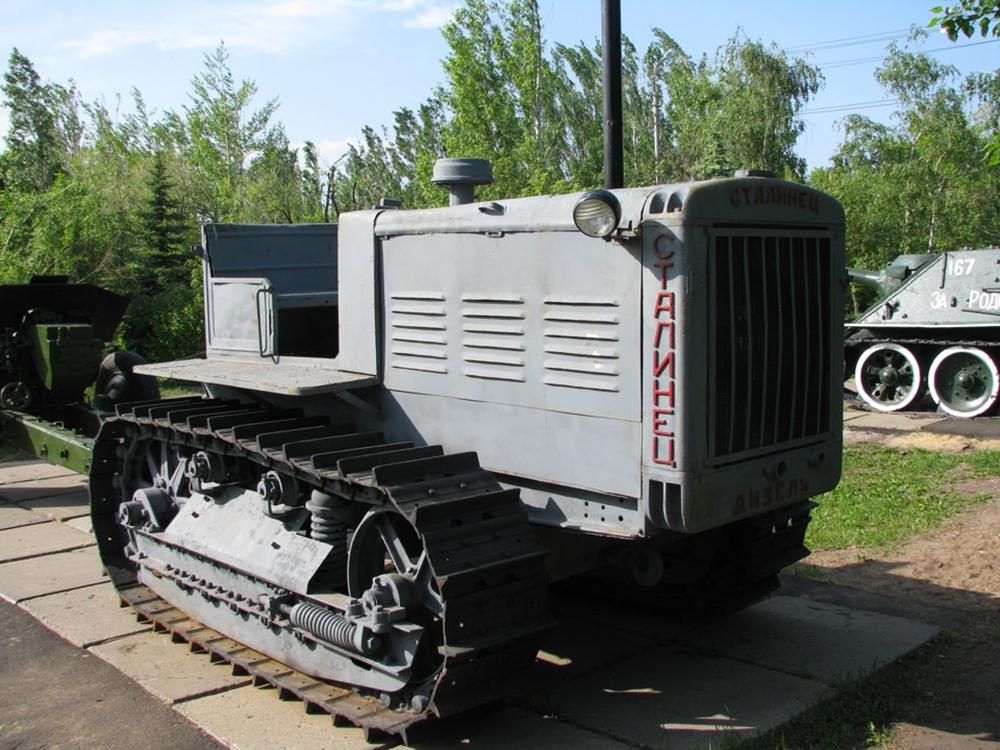 Трактор «Сталинец-65»