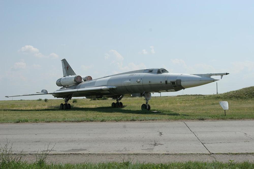 Ту-22РДМ. Разведчик