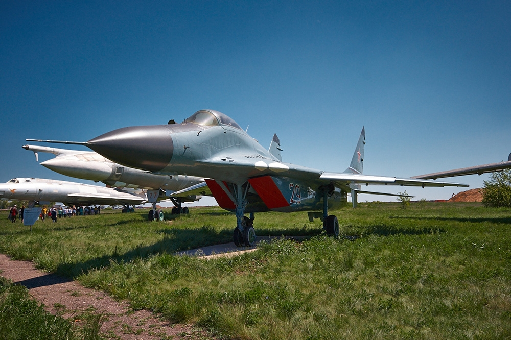Многоцелевой истребитель МиГ-29
