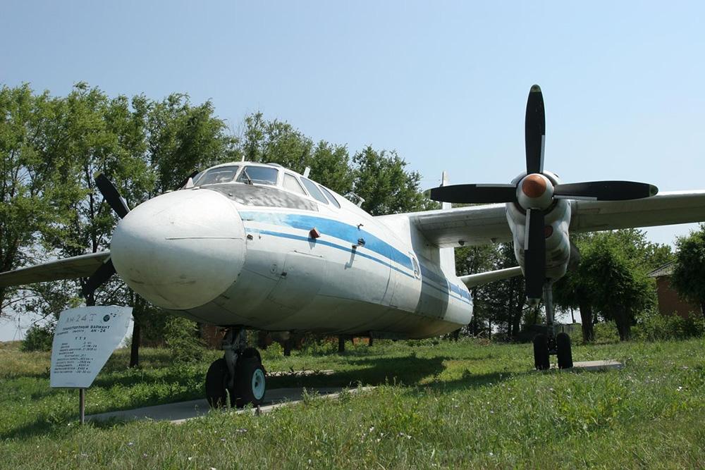 Ан-24Т