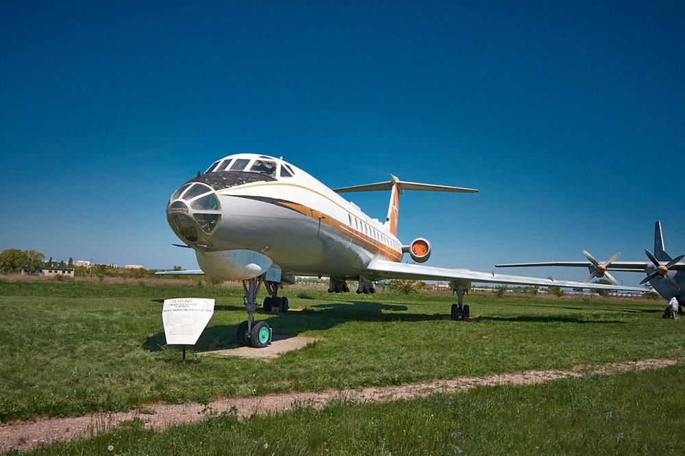 Учебно-тренировочный самолёт Ту-134УШС
