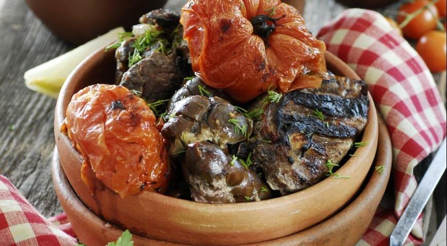 Шашлык по-карски из баранины/ Классический рецепт